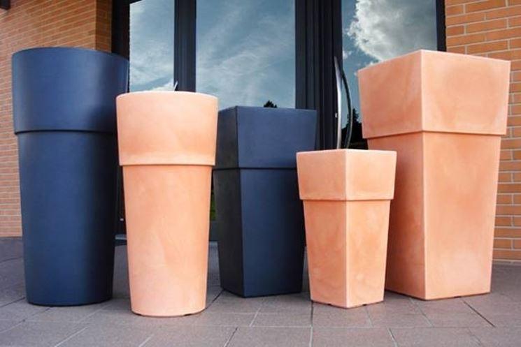 Vasi in plastica per piante vasi - Vasi piante design ...