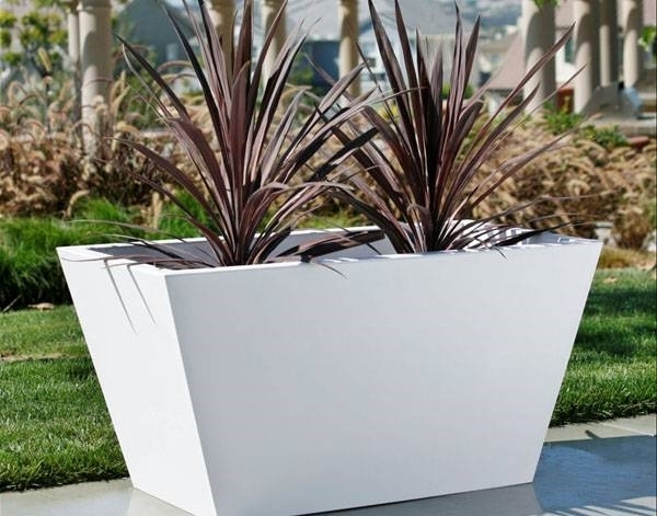 Vasi in resina vasi - Vasi piante design ...