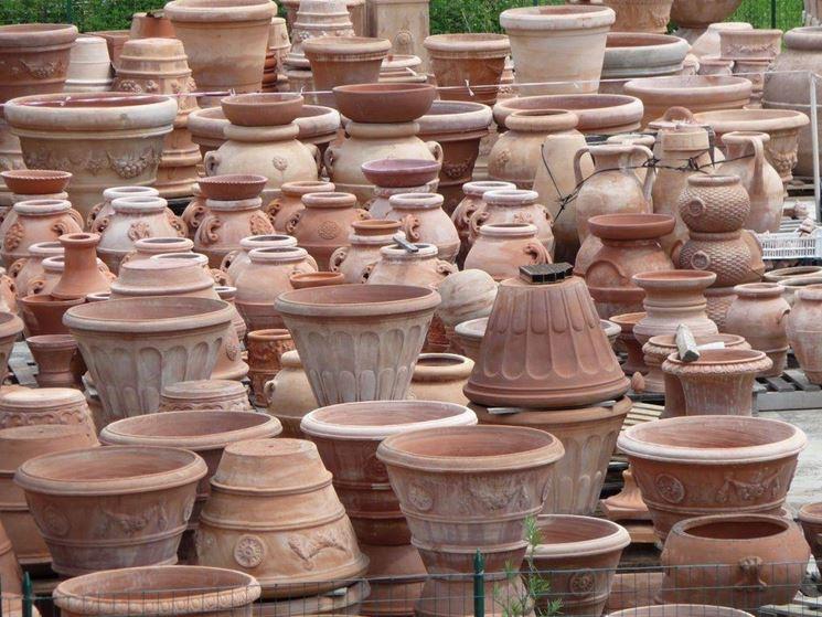 Vasi on line vasi for Vasi in terracotta on line
