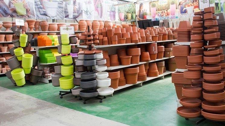 Come sono i vasi per piante in plastica