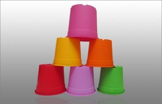 vasi per vivai - vasi - Vasi Di Plastica Colorati Per Piante