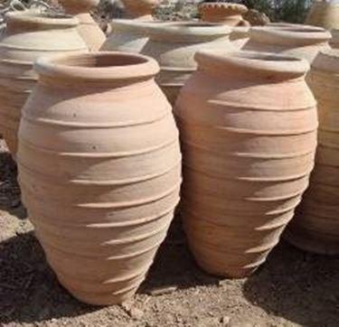 I pregi dei vasi resina da esterno