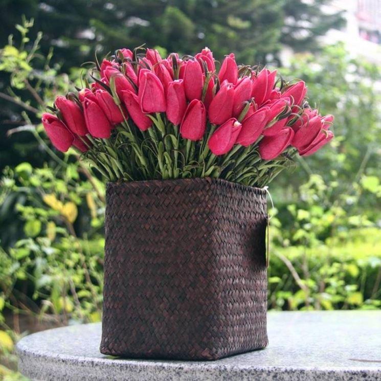 Vaso per fiori vasi for Fiori invernali da vaso esterni