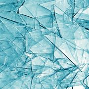 pezzi di vetro