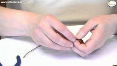 Come creare una collana di pietre dure