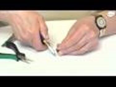 Come realizzare orecchini con perline parte 1