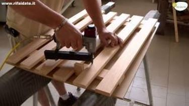 Come fare un cancelletto in legno tutorial
