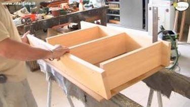Come fare uno scaffale in legno
