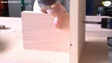 Come realizzare un piccolo sgabello