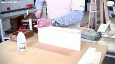 Come realizzare una cassetta di legno per gli attrezzi