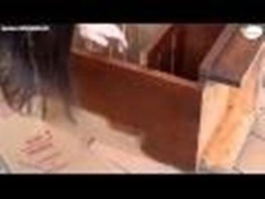 Come restaurare una vecchia cassettiera