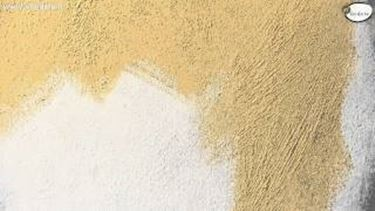 Pareti effetto sabbia tutorial