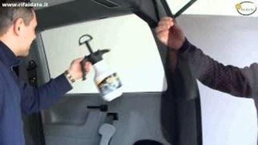 Installazione pellicole oscuranti per auto
