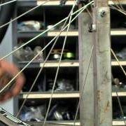 Centratura ruota bici