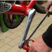 Montare smontare i pedali