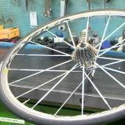 Sostituzione camera d'aria bici
