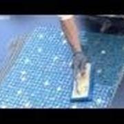 mosaico con mattonelle tutorial